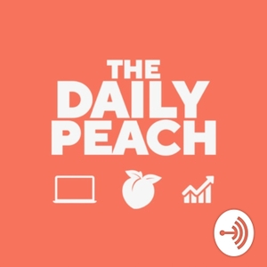The Daily Peach by Sara Dietschy