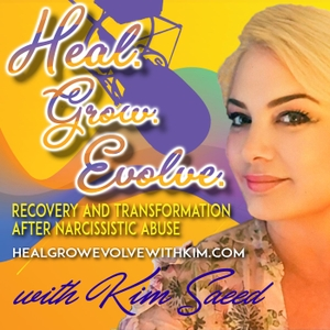 Heal, Grow, Evolve with Kim by MHNR Network, LLC