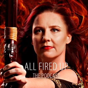 All Fired Up by Louise Adams
