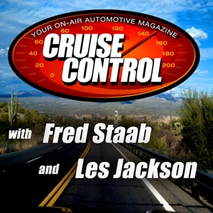 CRUISE CONTROL RADIO by Fred Staab and Les Jackson