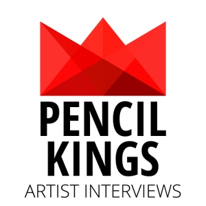 Pencil Kings   Inspiring Artist Interviews with Today's Best Artists by Mitch Bowler