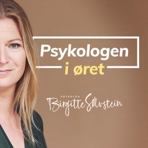 Psykologen i Øret by Birgitte Sølvstein