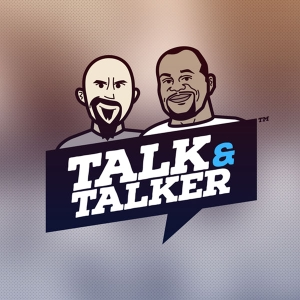 Talk & Talker Podcast with Daniel Cormier and Nick Swinmurn by Lucha Ventures