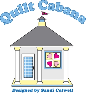 Quilt Cabana Corner by Sandi Colwell