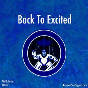 Back to Excited Hockey Podcast by Arvind, Acting the Fulemin