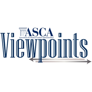 ASCA Viewpoints Podcast by Association for Student Conduct Administration - ASCA