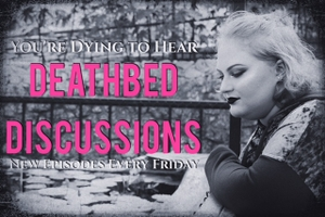 Deathbed Discussions by Chris Hardy