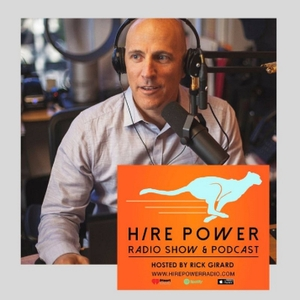Hire Power Radio by Rick Girard: Recruiting, Talent Acquisition, Hiring  HR