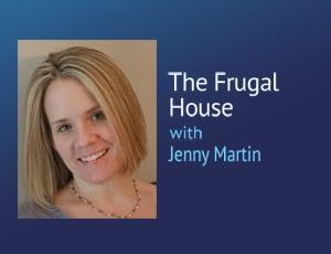 The Frugal House – Jenny Martin by Jenny Martin