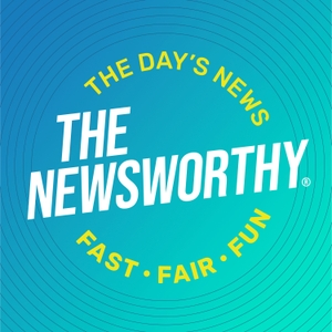 theNewsWorthy: daily news in 10 minutes | newsworthy news by Erica Mandy: broadcast journalist, writer, entrepreneur
