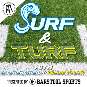 Surf & Turf by Barstool Sports