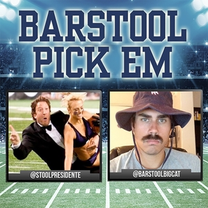 Barstool Pick Em by Barstool Sports