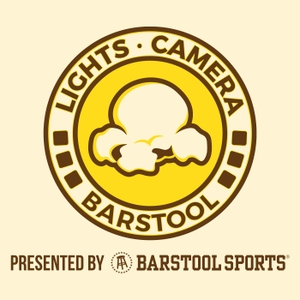 Lights Camera Barstool by Lights, Camera, Podcast