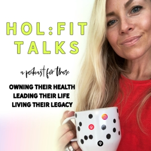 HOL:FIT Talks by Ange Peters | Modern Supernatural Living