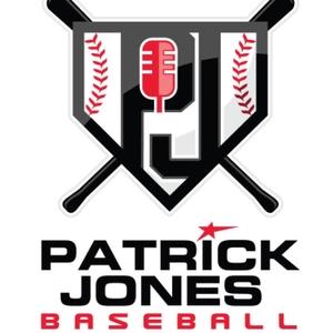Patrick Jones Baseball by Patrick Jones