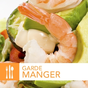Garde Manger by The International Culinary Schools at The Art Institutes