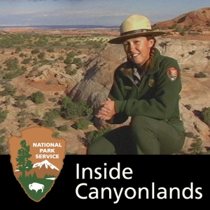 Inside Canyonlands by None