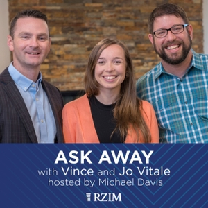 RZIM: Ask Away Broadcasts by Ravi Zacharias