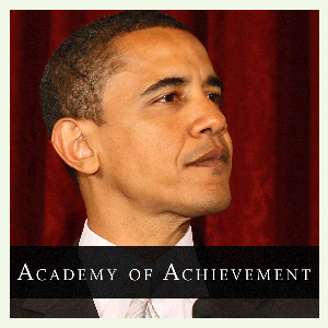 Barack Obama (HD) by Academy of Achievement
