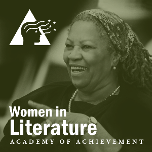 Women in Literature (Audio) by Academy of Achievement