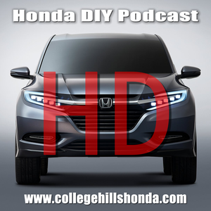 Honda Podcast HD: Honda DIY and More by College Hills Honda