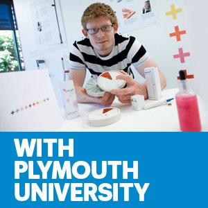 Design (3D, Graphic & Illustration) by Plymouth University