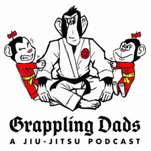 Grappling Dads Jiu Jitsu/BJJ lifestyle by Paul Parrotte & Kip Dice