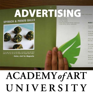 Advertising by Academy of Art University
