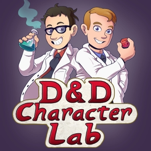 D&D Character Lab Podcast (DnD 5e) by Dungeons and Dragons