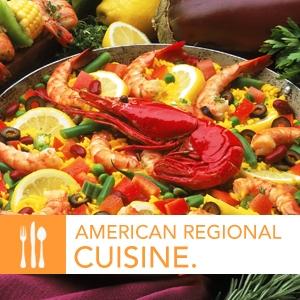 American Regional Cuisine by The Art Institutes