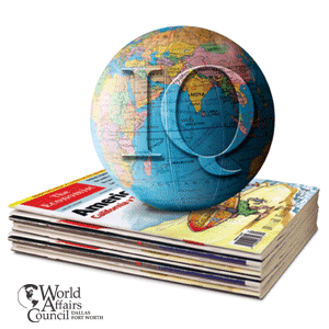 WAC: Global I.Q. with The Economist by World Affairs Council of Dallas/Fort Worth and The Economist