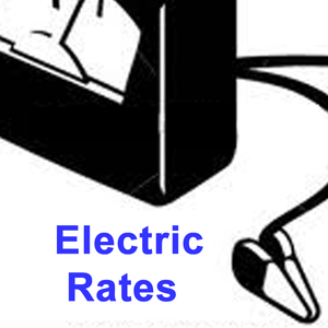 Electric Rates by Donny Eisenbach