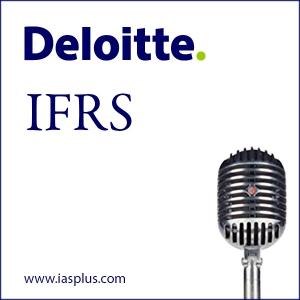 Deloitte IFRS by Deloitte LLP