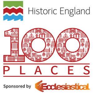 Irreplaceable: A History of England in 100 Places by Historic England