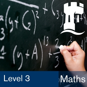 Level 3 Mathematics by The University of Nottingham