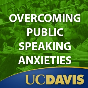 Overcoming Public Speaking Anxiety by Margaret Swisher and Barbara Myslik