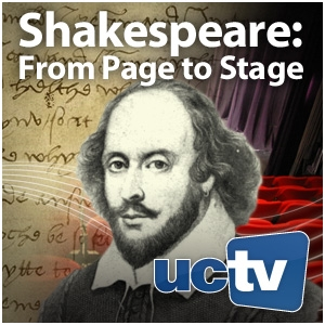 Shakespeare: From Page to Stage (Video) by UCTV