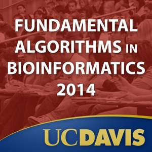 Fundamental Algorithms in Bioinformatics by Dan Gusfield