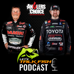 Let's Talk Fish -  Weekly show talking all things fishing anchored by Bryan Thrift, Matt Arey, and Jeff Walsh. by Let's Talk Fish, LLC