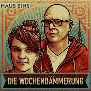 Die Wochendämmerung by Katrin Rönicke und Holger Klein (hauseins)