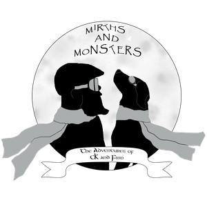 Mirths and Monsters by CK