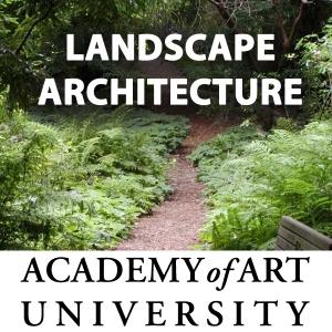 Landscape Architecture by Academy of Art University