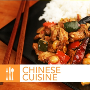 Chinese Cuisine by None