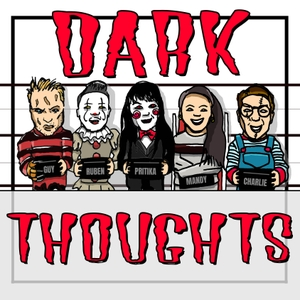 Dark Thoughts by grdalrymple