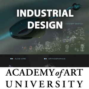 School of Industrial Design by Academy of Art University