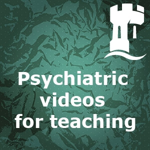 Psychiatric videos for teaching by The University of Nottingham