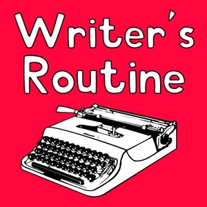 Writer's Routine by Dan Simpson