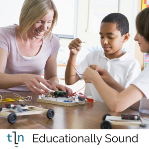 Educationally Sound by Teacher Learning Network