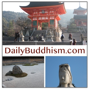Daily Buddhism by Brian Schell