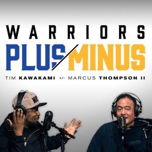 The Warriors Plus/Minus by Tim Kawakami & Marcus Thompson